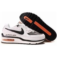 competitive price a20eb f5435 Nike air max II ltd white blk orange Nike Air Max Wright, Nike Air Max