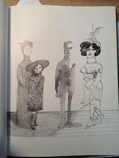 moments of perfect clarity: seeking inspiration in saul steinberg's work