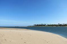 Barra do Camaragibe, São Miguel dos Milagres, Alagoas, Brasil