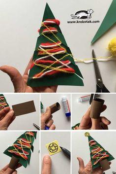 krokotak | Christmas trees