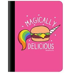 Markings by C.R. Gibson Magicdelish Composition Book