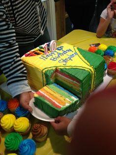 Fun Kids' cake