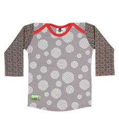 Oishi-m Gray & White Top of the Pops Tee - Infant, Toddler & Kids Shirt Shop, T Shirt, Long Shorts, White Tops, Kids Outfits, Tees, Long Sleeve, Infant Toddler, Clothes