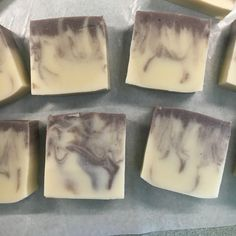 Love the design in this new soap. Who would've thought black pepper and ginger essential oils smelled so good!