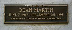 Dean Martin (1917 - 1995) - Find A Grave Photos