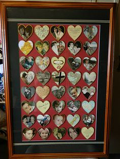 DIY Valentines Day or Anniversary Gift via My Favourite Things