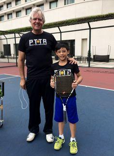 Philippine Tennis Coach, Tarny #PhilippineTennisCoach  #Philippine #Tennis #Coach #Lessons #Training #Ortigas