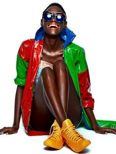 Mariane Calazan, Black fashion Models, Lucas Fonseca, Dia-a-Dia