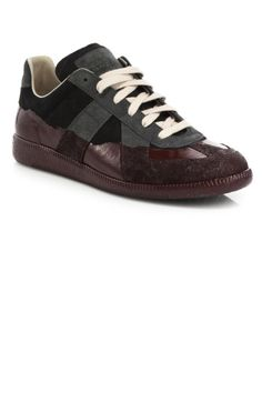 Margiela looked to classic German Army Trainers when the brand created its