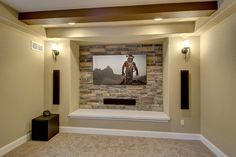 Lovely Basement Finish Walls
