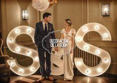 Tipos de letras gigantes para la boda