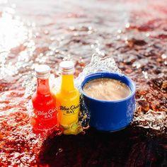 Coffee's always better with a splash of rum cream.