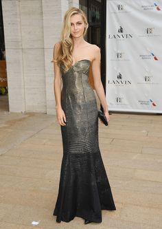 Las mejor vestidas de la semana. Valentina Zalyaeva en la gala del American Ballet Theatre.