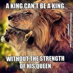King & Queen.