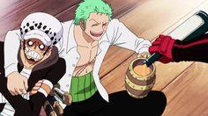 "Zørø ne changera JAMAIS ⚠ Accro à l'alcool ""xxDDD"" ✌㋡ ~ Ψ Zoro Roronoa Ψ {Pirate Garde du Corps du Capitaine Chapeau Paille ♔ Luffy ♔} ⭐ ✙ Law Trafalgar ✙ {Capitaine du ""Heart"" et Médecin} ~ Navire : ⛵ Sunny Thøusand ⛵ {Capitaine ""Luffy MØNKEY D.""} ~ ⚓_Øne_Piece_⚓ ~ [✨GiF✨]"