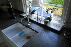 Marble Worktops, Malm, Storage Solutions, Sink, Bathtub, Bathroom, Kitchen, House, Home Decor
