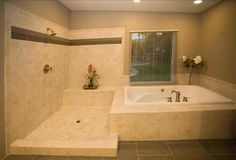 Master Jacuzzi for Two with Views and Large Shower