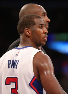 Chris Paul Photos - Los Angeles Clippers v Los Angeles Lakers - Zimbio