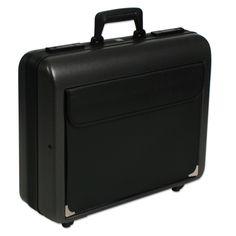 bwh Koffer #Office Case bei Koffermarkt: #Aktenkoffer ✓Farbe: schwarz ✓mit integrierten Dokumentenfächern ✓Made in Germany