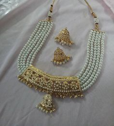 Gold Ring Designs, Gold Bangles Design, Gold Jewellery Design, Antique Jewellery, Bridal Jewellery, Wedding Jewelry, Gold Jewelry, Beaded Jewelry, Jewlery