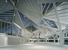 Recinto Ferial de Cuenca – Moneo Brock Studio, Arquitectos