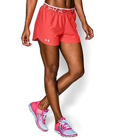 Under Armour Womens UA Play Up Shorts - http://dressfitme.com/under-armour-womens-ua-play-up-shorts/