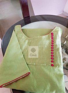 Kurtha Designs, Chudidhar Neck Designs, Salwar Neck Designs, Neck Designs For Suits, Churidar Designs, Kurta Neck Design, Neckline Designs, Dress Neck Designs, Kurta Designs Women