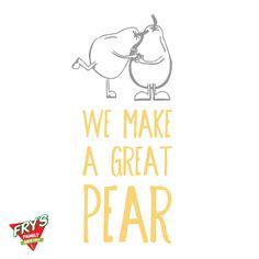 Pear Puns! Fruit Puns!