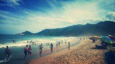 Praia Mole-Florianópolis-SC
