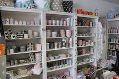 In meinem Laden und Online-Shop findet ihr viele schöne Lieblingsdinge.... :-) <3 living-sweets.com