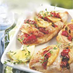 Bruschetta, Vegetable Pizza, Koti, Chicken, Vegetables, Ethnic Recipes, Vegetable Recipes, Veggies, Cubs
