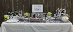Inexpensive ideas to add a touch fun and elegance to a party.