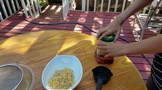Gluten free konjac shirataki noodles with salsa recipe