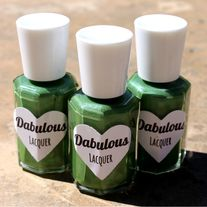 Products · Salsa Verde · Dabulous Lacquer's Store Admin