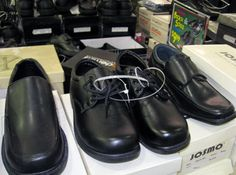 Uniform shoes at Forman Mills