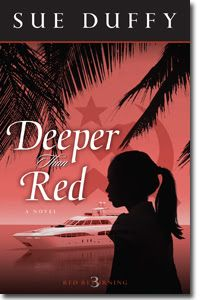 Deeper Than Red is the third in this trilogy so the story ends here. I was sad that it had to end because I really enjoyed the entire Trilogy.