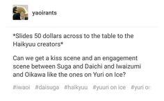 anime, haikyuu, and daisuga image