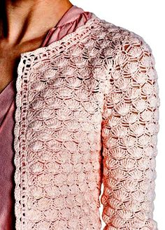 For instructions, click here: http://ergahandmade.blogspot.gr/2015/06/crochet-stitches.html Via: http://www.liveinter...
