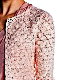 For instructions, click here:  http://ergahandmade.blogspot.gr/2015/06/crochet-stitches.html Via:  http://www.liveinter...
