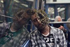 cal redback human nature photo manipulations