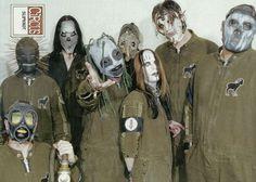 slipknot 2001 - Google Search
