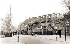 1939: Overweg Koestraat - Heuvel, richting Heuvel