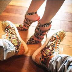 Shoes and Accessories Cynthia Reccord — Christian Louboutin Fall 2016