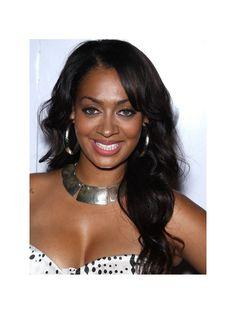 LaLa Vazquez Wavy Full Lace Wig - cew009 - Human Hair Full Lace Wigs - DivasWigs.com