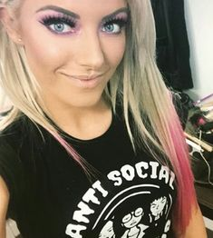 Alexa Bliss Wrestling Stars, Wrestling News, Nxt Divas, Total Divas, Jessica Jones, Gorgeous Ladies Of Wrestling, Wwe Raw Women, Wwe Raw And Smackdown, Lexi Kaufman
