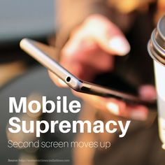 For brands and consumers, mobile is increasingly becoming the primary screen of choice. 72% of the 90 brands that participated in a nationwide survey have a mobile app and a mobile-friendly website.