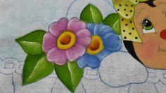 Cantinho arte da pintura : passo a passo abelhinha e barrado falso