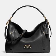 COACH - SCOUT HOBO IN PEBBLED LEATHER   International
