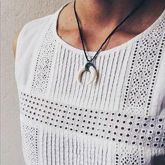 White bone#ohsocutethings #handmade #jewelry #greekdesigners #greekdesigner #madeingreece #instapic #instajewels #summertime #summerlook #summerdays #greeksummer #beachdays #sand #beachvibes #greekisland #resortwear #sea #sun #summer #boho #bohemian #bohochic #hippiechic #lovegreece #beach #necklace #gem #semiprecious #stone