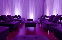 Kinetik Lounge at Blue Lake Casino & Hotel #purpleuplighting #humboldt #humboldtweddings www.bluelakecasino.com